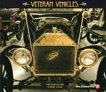 NEW ZEALAND 2003 Veteran Vehicles: Presentation Pack - Presentation Packs