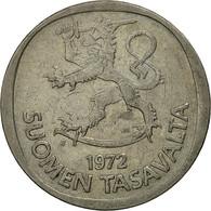 Finlande, Markka, 1972, TTB, Copper-nickel, KM:49a - Finlande