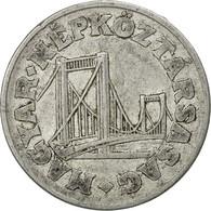 Hongrie, 50 Fillér, 1967, Budapest, TTB, Aluminium, KM:574 - Hongrie