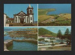 AZORES GRACIOSA ISLAND 1970 Years POSTCARD AÇORES PORTUGAL AZOREN Z1 - Postcards