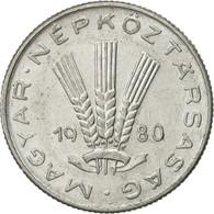 Hongrie, 20 Fillér, 1980, Budapest, TTB, Aluminium, KM:573 - Hongrie