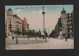 Postcard 1910years SPAIN ESPANA ESPAÑA BARCELONA BARCELONE   Z1 - Postcards