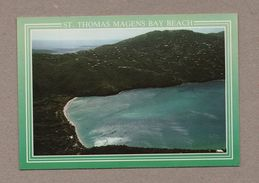ST. THOMAS  U.S. VIRGIN ISLANDS Postcard 1980years Z1 - Postcards