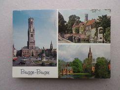 BRUGGE BRUGES 1960years Postcard Stamp BELGIUM BELGIE BELGIQUE Z1 - Postcards