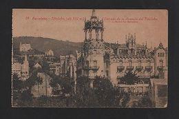 Postcard BARCELONA BARCELONE 1910 Years CATALONIA SPAIN ESPAÑA CATALUÑA Z1 - Postcards