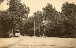 LE TOUQUET(TRAMWAY) - Le Touquet