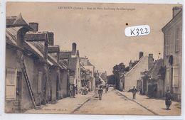 LEVROUX- RUE DU PETIT FAUBOURG DE CHAMPAGNE - France