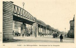 PARIS(METRO) - Metropolitana, Stazioni