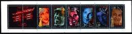 Carnet Personnages Célèbres 1994 Faciale 16,80f+3,6f - Postzegelboekjes
