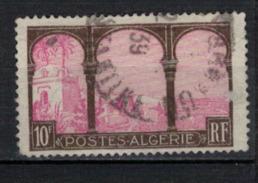 ALGERIE                 N°  YVERT    84  2° Choix   OBLITERE       ( O   2/03 ) - Usati