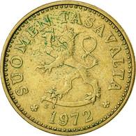 Finlande, 10 Pennia, 1972, TTB, Aluminum-Bronze, KM:46 - Finlande