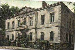 VICHY  L'Hotel De Ville Colorisée L.V.& Cie Recto Verso Aqua Photo - Vichy