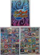 Youkai Watch Toritsuki Card Battle : 50 Trading Cards ( JPN ) - Trading Cards