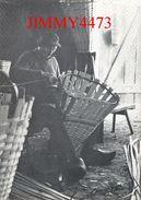 CPM - Le Vannier - Sorte De Hotte Vosgiennes 1980 - LES VOSGES 88 - Photo Joël COUCHOURON - Scans Recto-Verso - Artisanat
