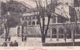 Cetinje - Das Kloster - Montenegro