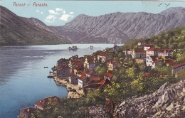 Perast - Perasto (8422) - Montenegro