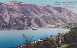 Kotor - Cattaro - Serpentinenstrasse Nach Montenegro * 1913 - Montenegro