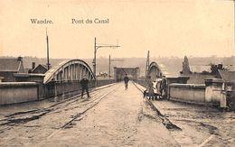 Wandre - Pont Du Canal (animée) - Liege