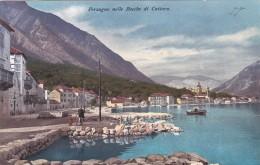 Persagno Nelle Bocche Di Cattaro (8434) - Montenegro