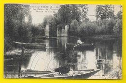 MARY Sur MARNE Rare Ruines De L'Ancien Moulin De Condé (Brindelet) Seine & Marne (77) - France