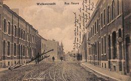 Welkenraedt - Rue Neuve (animée, Edit. Joseph Poensgen) - Welkenraedt