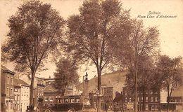Dolhain - Place Léon D'Andrimont (animée, Oldtimer, Edit. J. Becker) - Limbourg