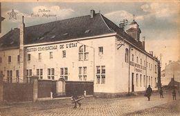 Dolhain - L'Ecole Moyenne De L'Etat (animée, Colorisée, Emile Dumont 1929) - Limburg