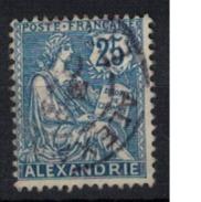 ALEXANDRIE             N°  YVERT      27            OBLITERE       ( O   2/03 ) - Gebraucht