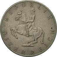 Autriche, 5 Schilling, 1970, TTB, Copper-nickel, KM:2889a - Austria