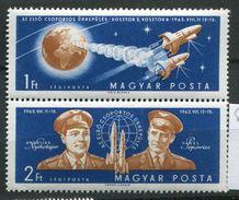 Hongrie ** N° PA241/242 - Vol Cosmique - Space