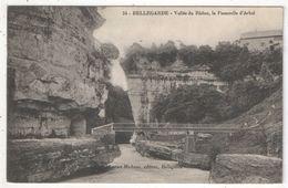01 - BELLEGARDE - Vallée Du Rhône, La Passerelle D'Arlod - Michaux 34 - Bellegarde-sur-Valserine