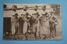Jeunes Filles Mandibu - Afrique