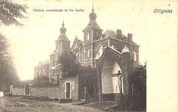 Ottignies - Maison Communale Et Les écoles - Ottignies-Louvain-la-Neuve