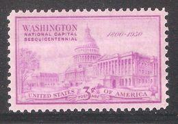 US 1950,Sc 992,VF MLH*OG (SL-1) - United States
