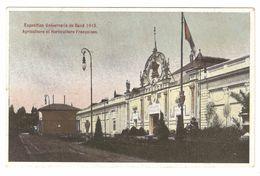 Gent - Expo 1913 / Exposition Universelle De Gand 1913 - Agriculture Et Horticulture Françaises - Gent