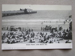 Ocean Front, Long Beach, California. E.P. Charlton & Co. - Long Beach