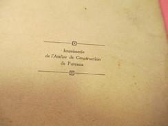 Fascicule/Guide Technique Sommaire / Fusil Semi-Automatique 7,5 Mm/Ministère Des Armées Terre /MAT1067/1958   VPN121 - Books, Magazines  & Catalogs