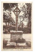 LABESSETTE  (cpa 63)  La Croix Gothique -  #  RARE #    - L 1 - France