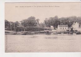 26305 Riviere Quimper -vue Generale Sainte Marine Benodet -3682 Villard -bateau Voilier Peche - Bénodet