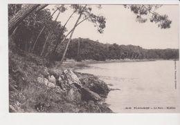 26306 PLACAMEN  Le Parc  Moëlan Bretagne 29 -3446 Villard - Karten Bost - Moëlan-sur-Mer