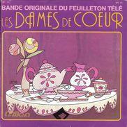 """B-O-F  Michèle Auzepy  """"  Les Dames De Cœur  """" - Soundtracks, Film Music"""