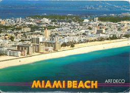 Etats Unis - Floride - Miami Beach - Art Deco Disrict At South End Of Miami Beach - Scenic Fl. 230516- Super Card - 2374 - Miami Beach