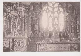 26308 Trois Cartes Sainte Marie Du Menez Hom -maitre Autel -Ed 349 346 +? Clocher Calvaire - Autres Communes