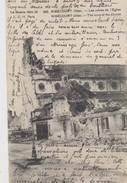 Ribécourt - Les Ruines De L'Eglise - 1919 - Guerre 1914-18