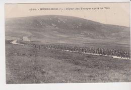 26313 - 29 Menez Hom-- Depart Troupes Apres Tir -edi E.H N°2509-cliché Le Doaré - Brasparts Soldat Fantassin - France