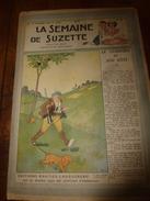 1947 LSDS (La Semaine De Suzette) :Le Cuisinier Et Son Rôti ; Etc - La Semaine De Suzette