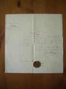GUERRE 1870 / ORDRE DESTRUCTION / GENIE / PONTS DE LA PLACE DE TOUL / ORIGINAL - Documents