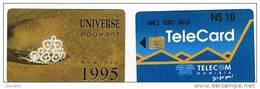 NAMIBIA - NAMIBIA TELECOM - MISS UNIVERSE 1995   - USATA (USED)  -  RIF. 2487 - Namibia