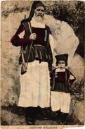 CPA Costume Di Lanusei . ITALY (592566) - Italia