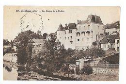 LAPALISSE  (cpa 03)  Les Berges De La Besbre -      - L 1 - Lapalisse